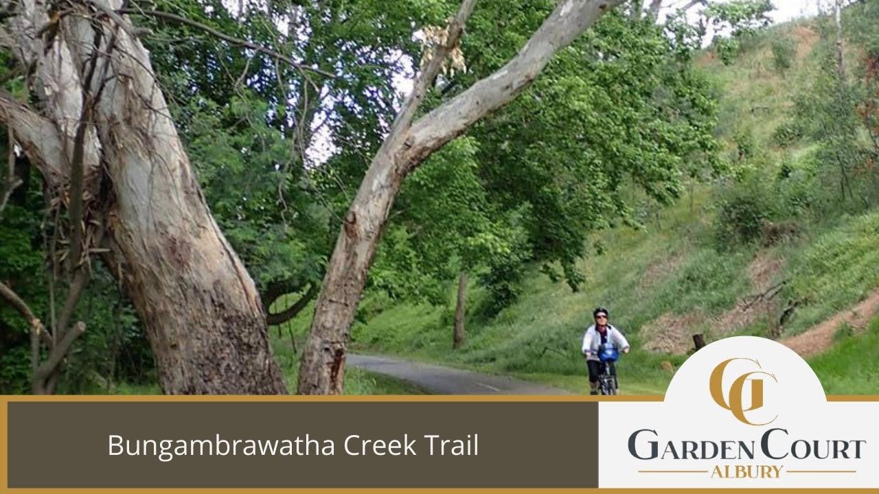 Bungambrawatha Creek Trail