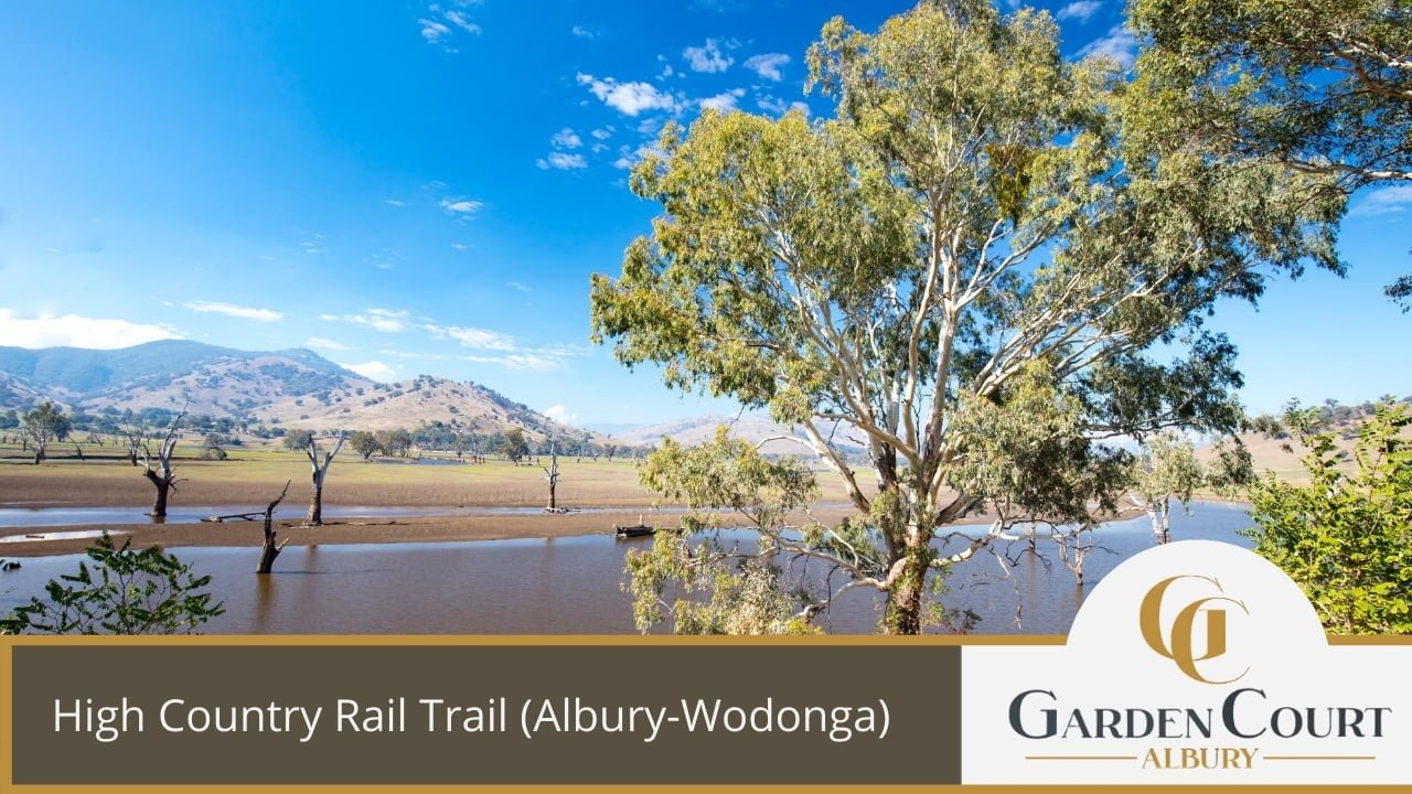 High Country Rail Trail (Albury-Wodonga)