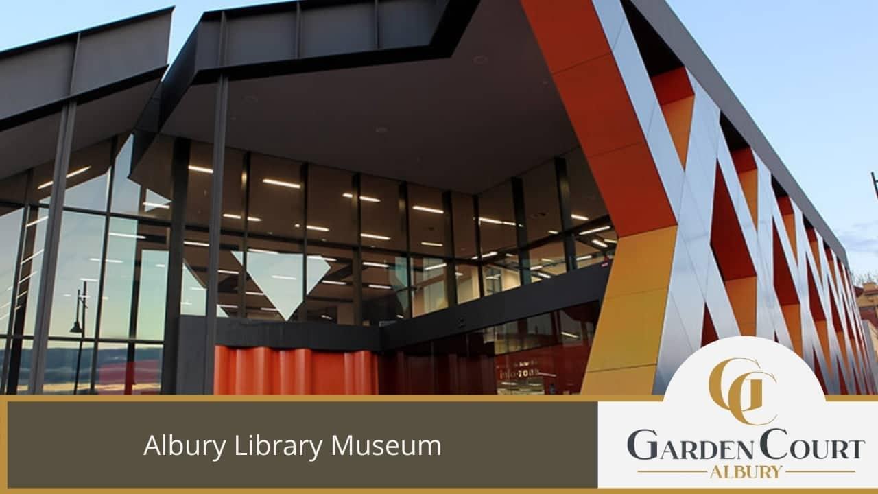Albury Library Museum