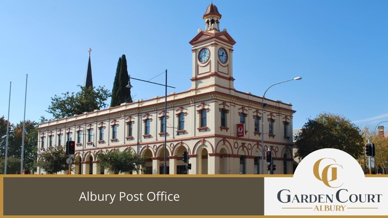 Albury Post Office