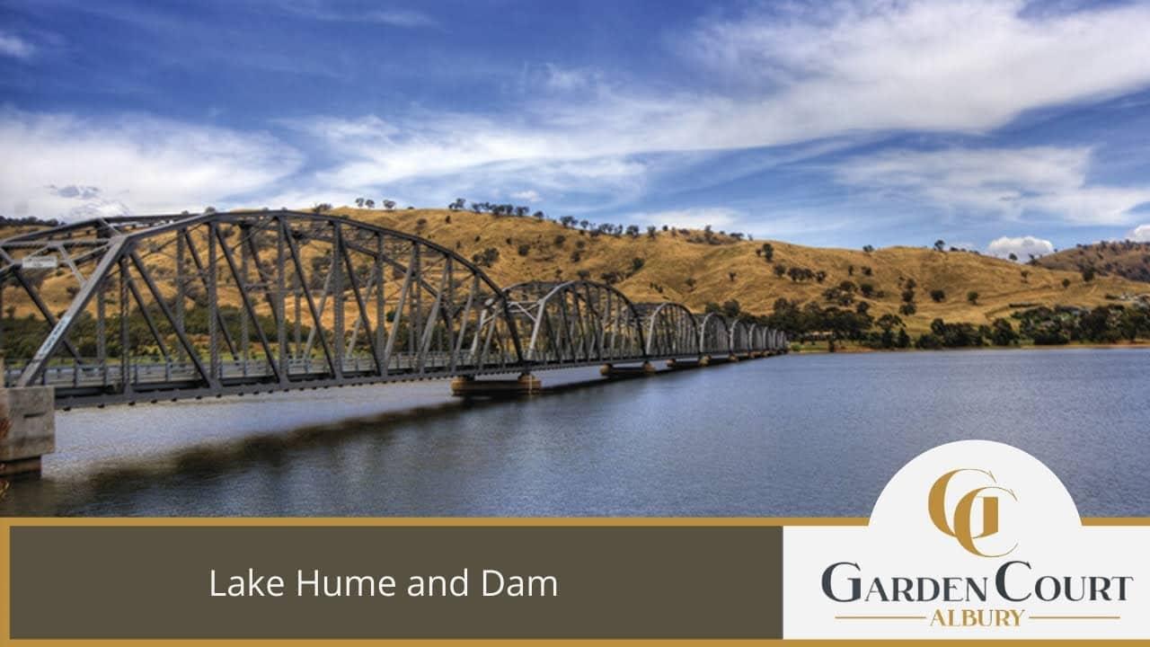 Lake Hume and Dam