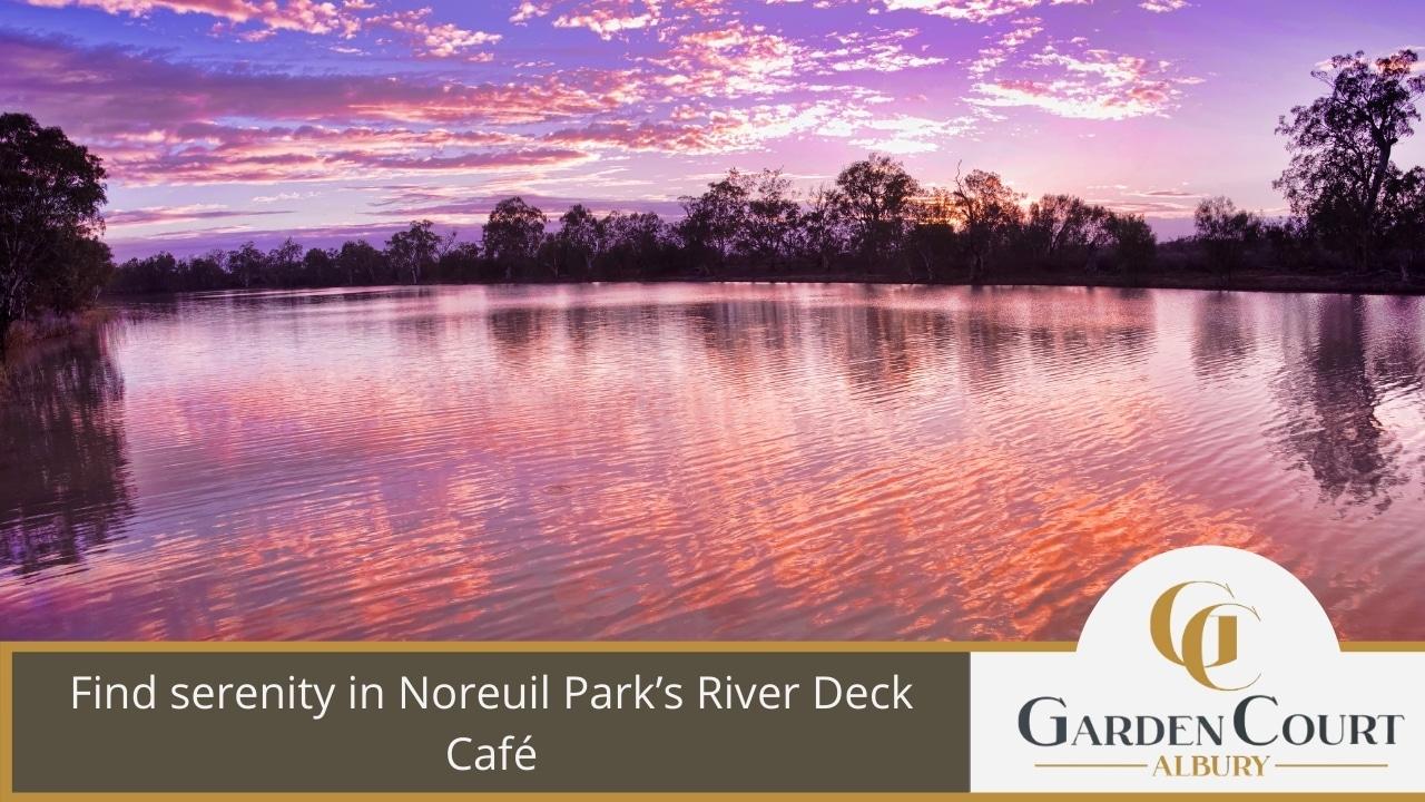 Noreuil Park's River