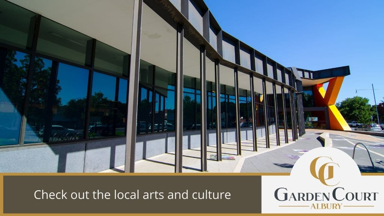 Check out the local arts and culture