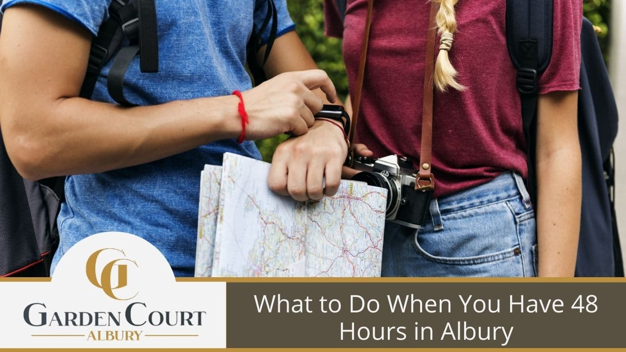 What to Do When You Have 48 Hours in Albury