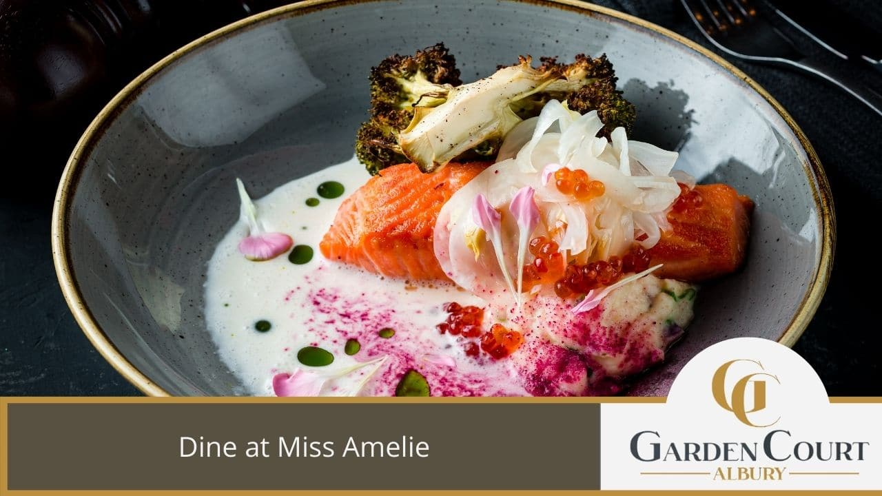 Dine at Miss Amelie