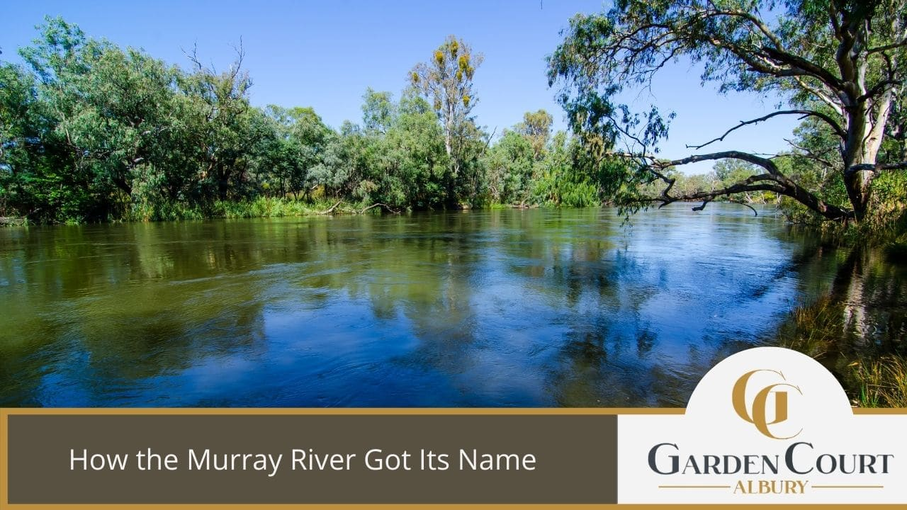 How the Murray River Got Its Name