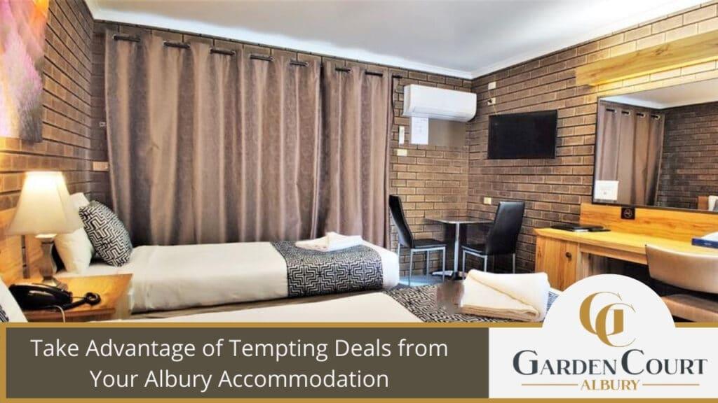 Albury Accommodation