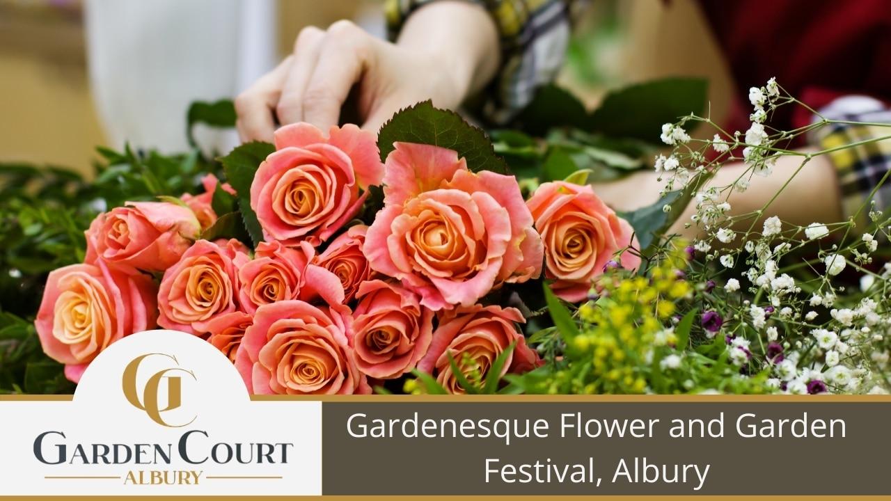 Gardenesque Flower and Garden Festival, Albury