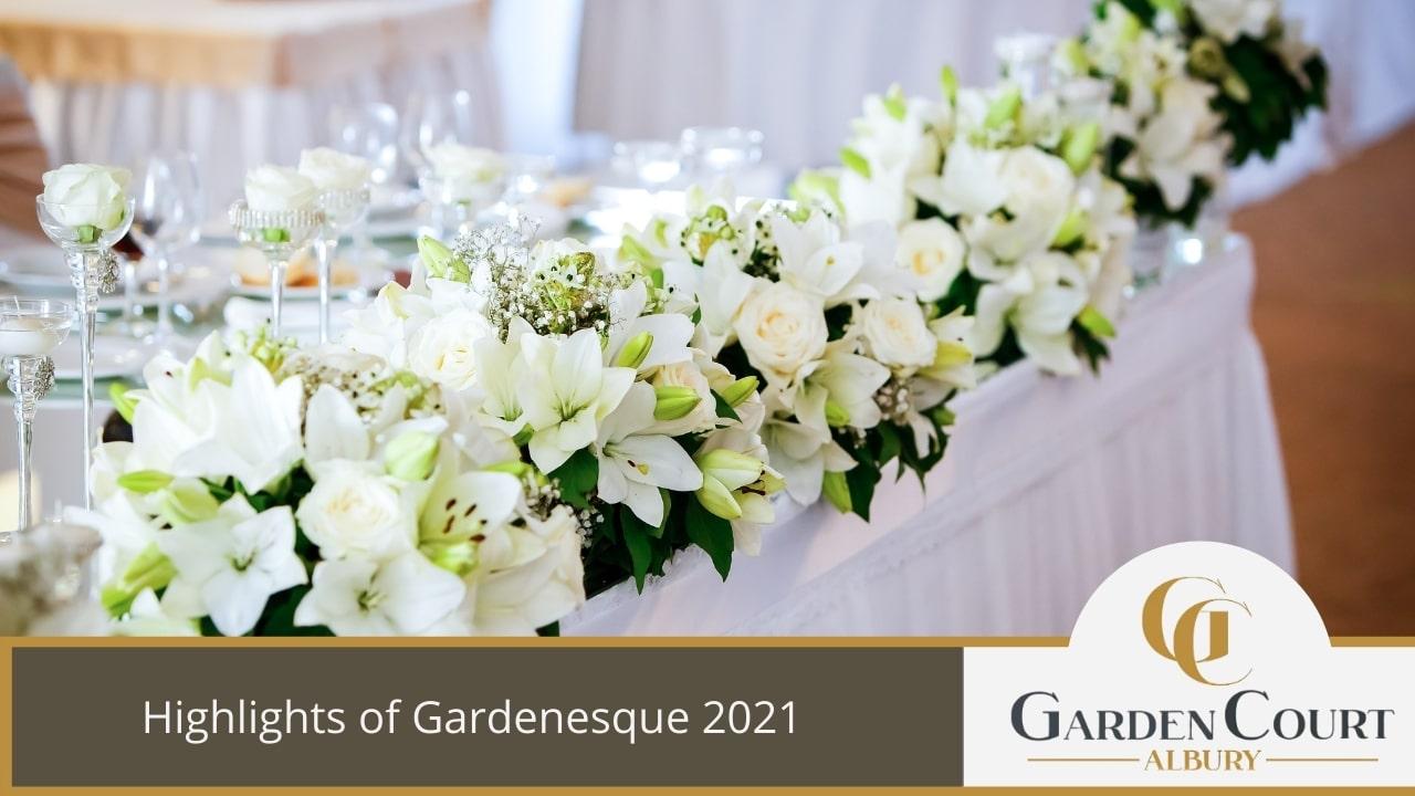 Highlights of Gardenesque 2021