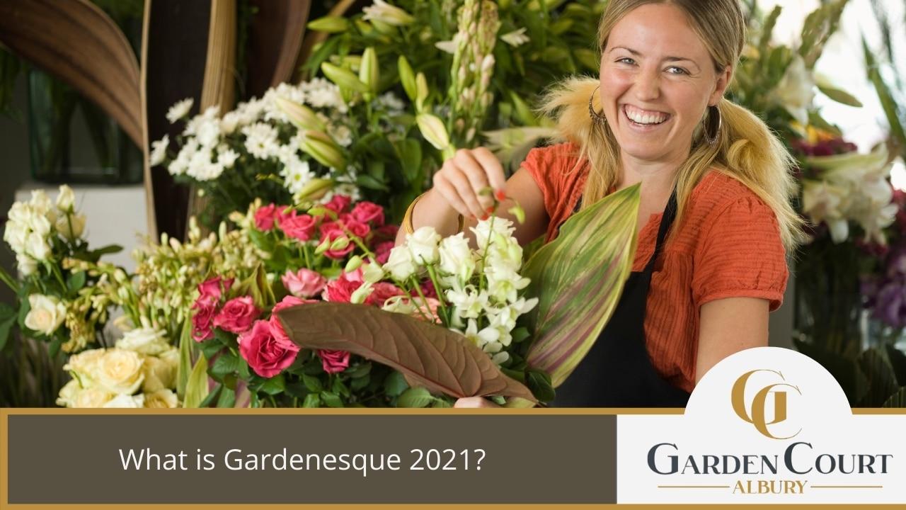 What is Gardenesque 2021?