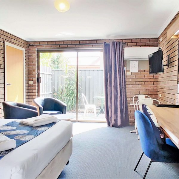 Garden Court Motel Albury Accommodation