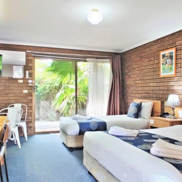 Holiday Ideas and Accommodation Albury - Garden Court Motel Albury
