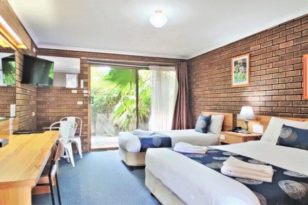 Holiday Ideas and Accommodation Albury - Garden Court Motel Albury
